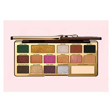 CHOCOLATE GOLD EYE SHADOW PALETTE  / Too Faced