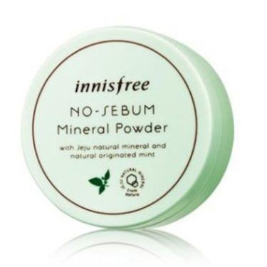 NO-SEBUM Mineral Powder / イニスフリー