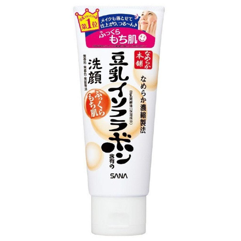 なめらか本舗 豆乳イソフラボン含有のクレンジング洗顔