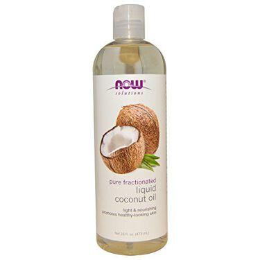 ココナッツオイル Now Foods