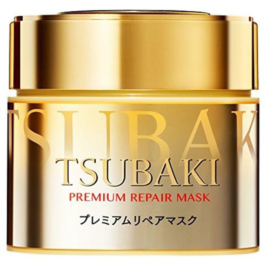 TSUBAKIのプレミアムリペアマスク