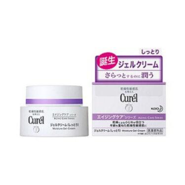 Curel エイジングケアシリーズ ジェルクリーム (しっとり)