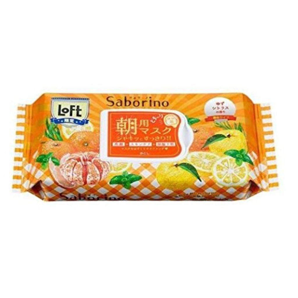 サボリーノ 目ざまシート 贅沢果実の濃密タイプ