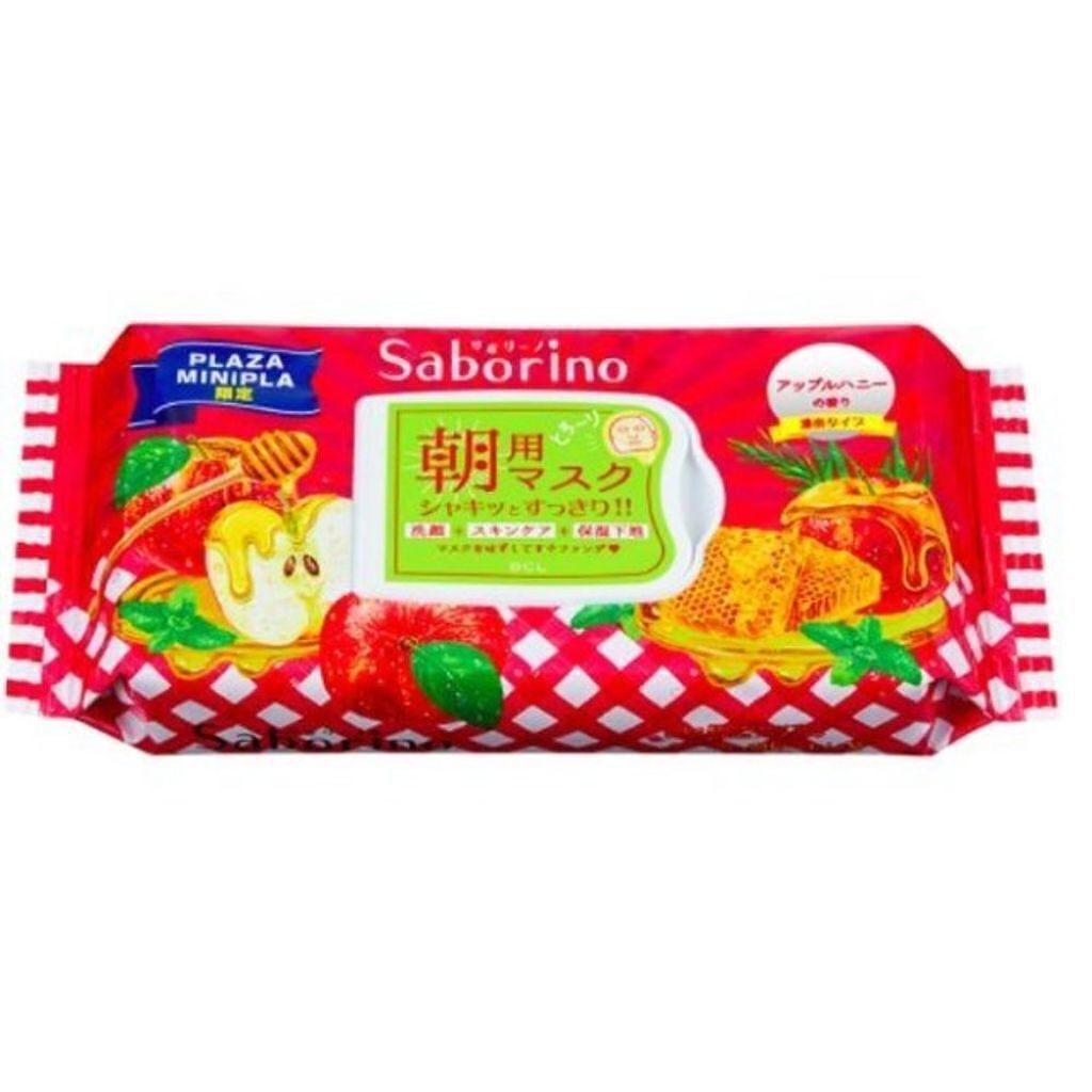 サボリーノ 目ざまシート 豊潤果実の濃密タイプ