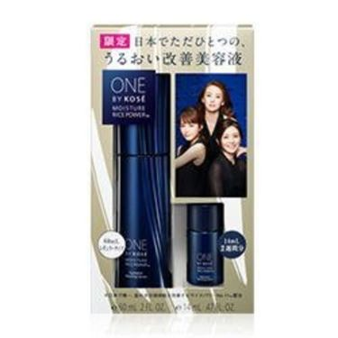 薬用保湿美容液 レギュラーサイズ 限定セット II / ONE BY KOSE