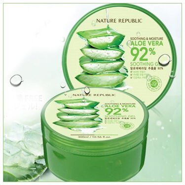 アロエベラ92% / NATURE REPUBLIC