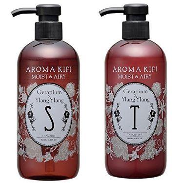 AROMA KIFI モイスト&エアリーシャンプー/トリートメント AROMA KIFI