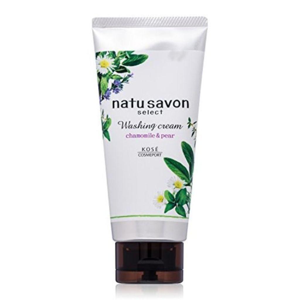 natu savon select(ナチュサボン セレクト)のホワイト ウォッシングクリーム