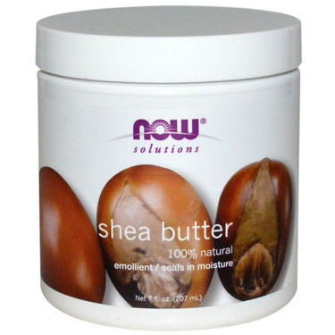 shea butter / now foods