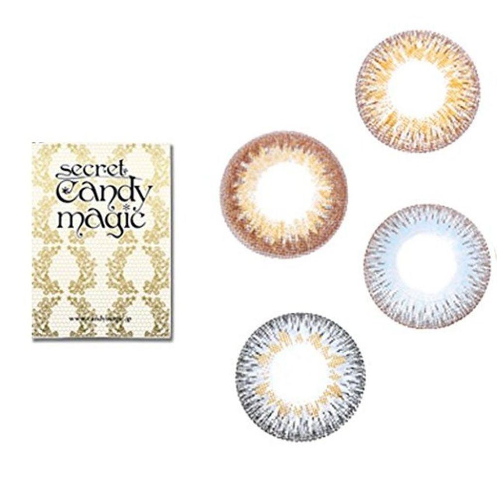 カラーコンタクトのシークレットキャンディーマジック プレミアム