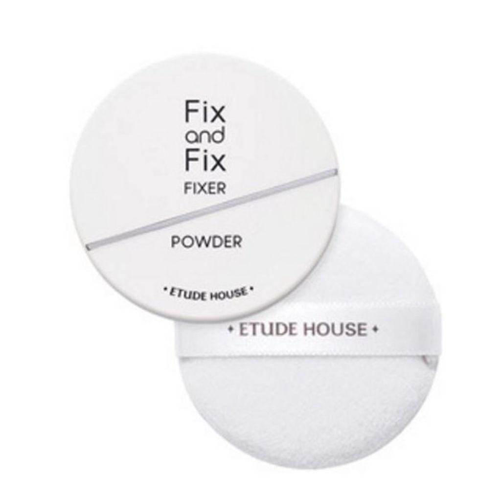 エチュードハウス フィックス&フィックス パウダーフィクサー