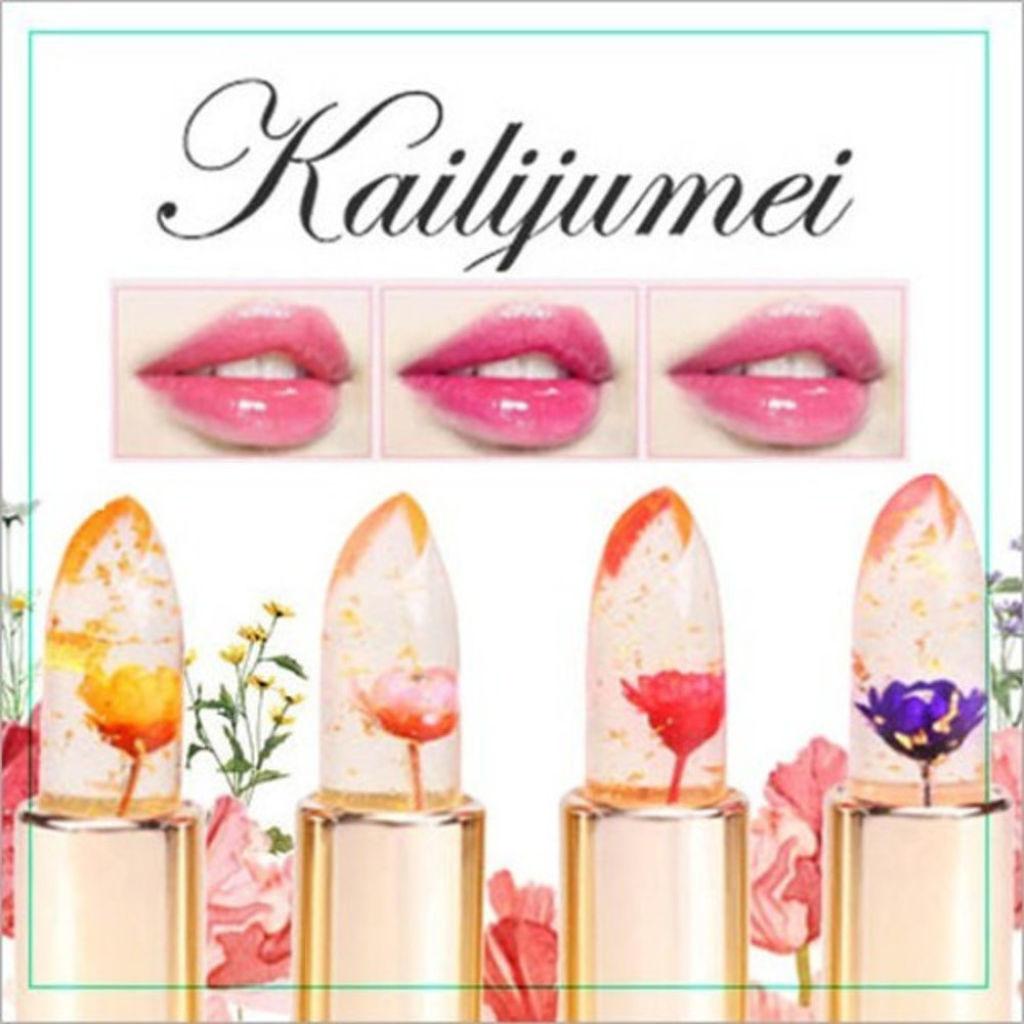 Kailijumei(カイリジュメイ) フラワーリップグロス