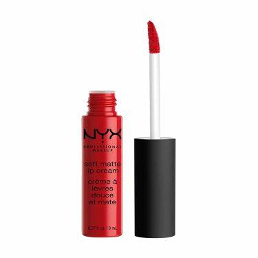 ソフト マット リップクリーム NYX Professional Makeup