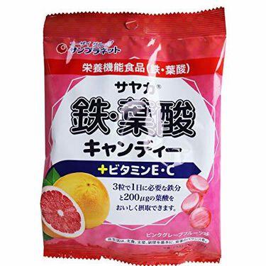 鉄・葉酸キャンディー サヤカ