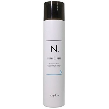 N. ニュアンスヘアスプレー 3 N.