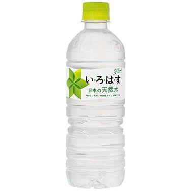 いろはす天然水 日本コカ・コーラ