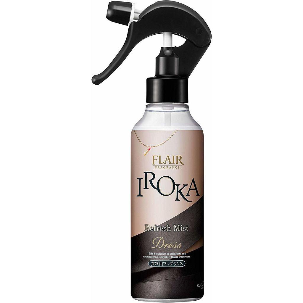 フレア フレグランス IROKA衣類のリフレッシュミスト ドレス フレア フレグランス