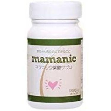 ママニック葉酸サプリ レバンテ