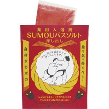 薬用SUMOUバスソルト