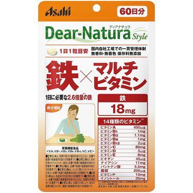 Dear-Natura Style 鉄×マルチビタミン Dear-Natura (ディアナチュラ)