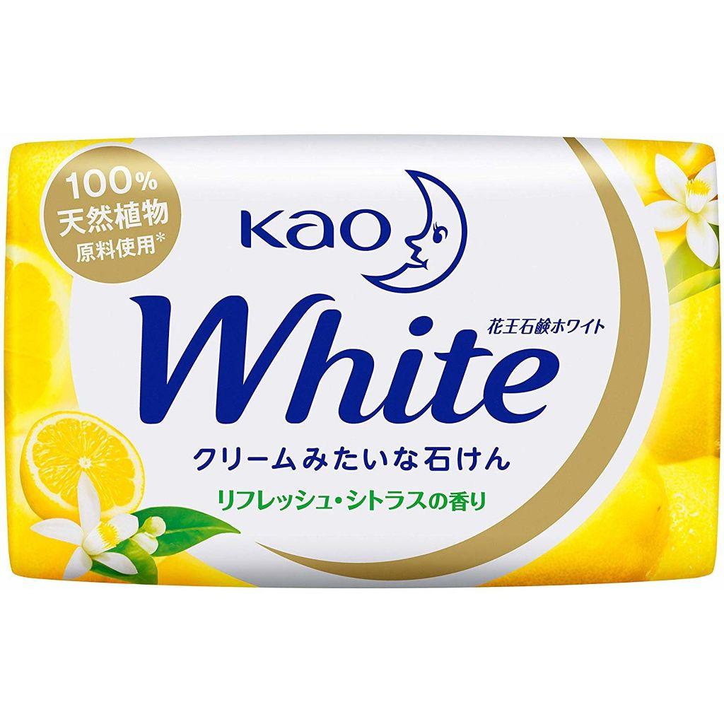 花王ホワイト リフレッシュ・シトラスの香り 花王ホワイト