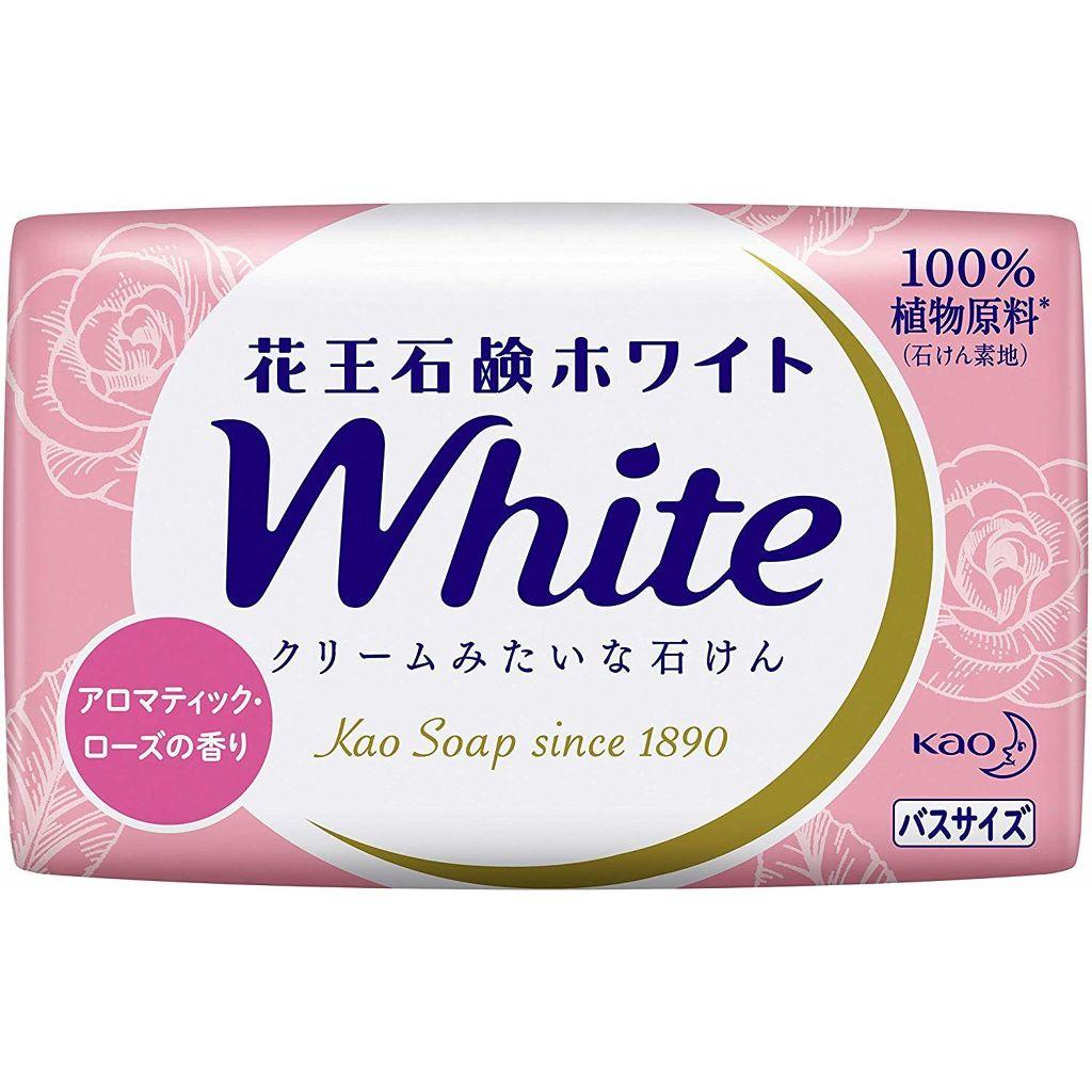 花王ホワイト アロマティック・ローズの香り 花王ホワイト