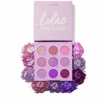 Lilac You A Lot Shadow Palette ColourPop