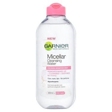 Micellar Cleansing Water GARNIER SKIN NATURALS (海外)