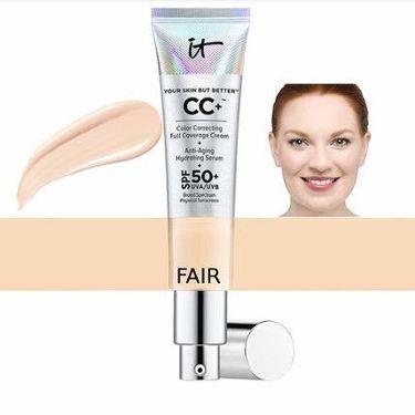 CC +クリーム with SPF50+ IT Cosmetics
