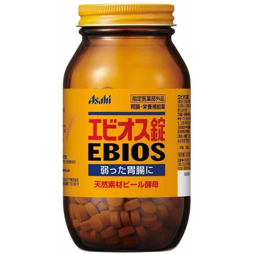 効能 男 錠 エビオス