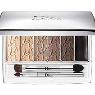 Dior バックステージ イルミネーティング アイ パレット