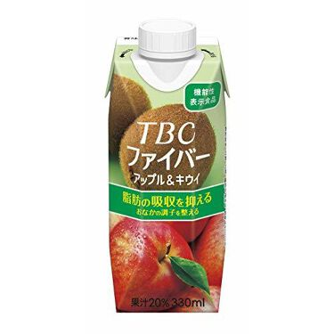 TBCファイバー アップル&キウイ TBC