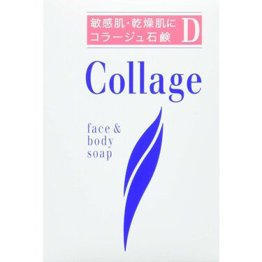 コラージュ D乾性肌用石鹸