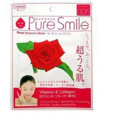 Pure Smile(ピュアスマイル) ローズエッセンスマスク