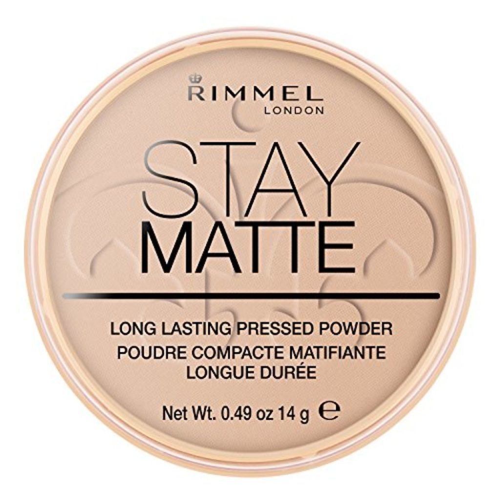 リンメル stay matte long lasting pressed powder
