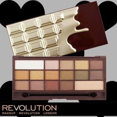 MAKEUP REVOLUTION(メイクアップレボリューション)/アイラブメイクアップアイラブチョコレート ゴールデンバー