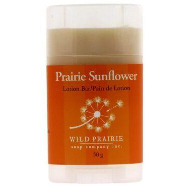 ローションバー  サンフラワー Wild Prairie Soap