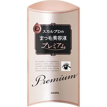 スカルプDまつげ美容液プレミアム / アンファー
