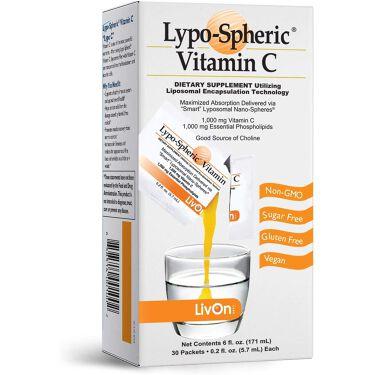 リポスフェリック ビタミンC(リポソーム ビタミンC) Lypo-Spheric