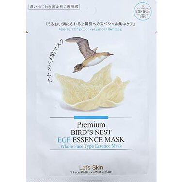 Let's Skin プレミアムEGFエッセンスマスク DERMAL