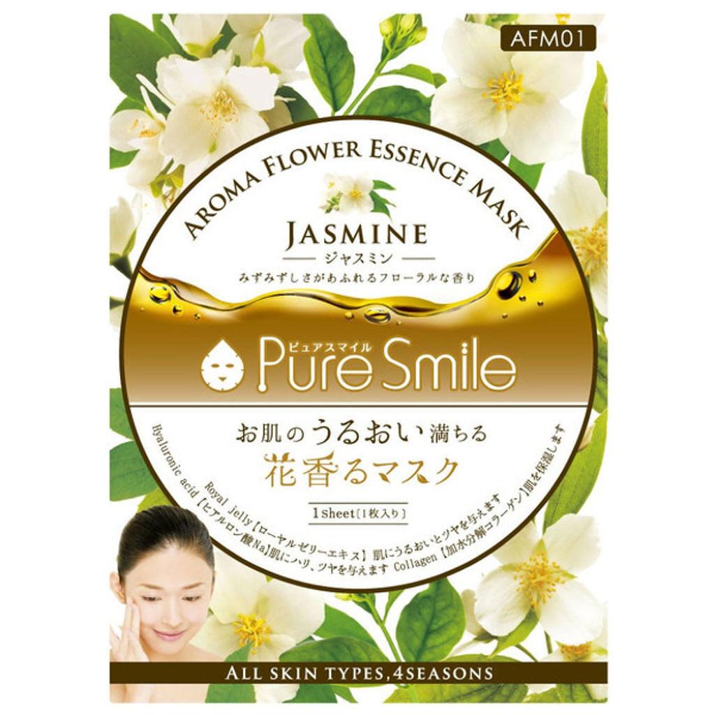 Pure Smile(ピュアスマイル) 花香るマスク ジャスミン