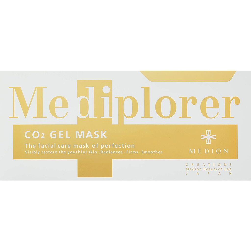メディプローラー CO2ジェルマスク メディオン
