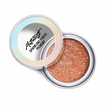 Metallist Sparkling Foiled Pigment Touch In Sol
