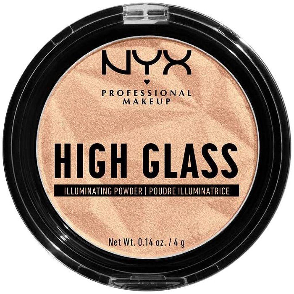 ハイグラス イルミネイティング パウダー NYX Professional Makeup