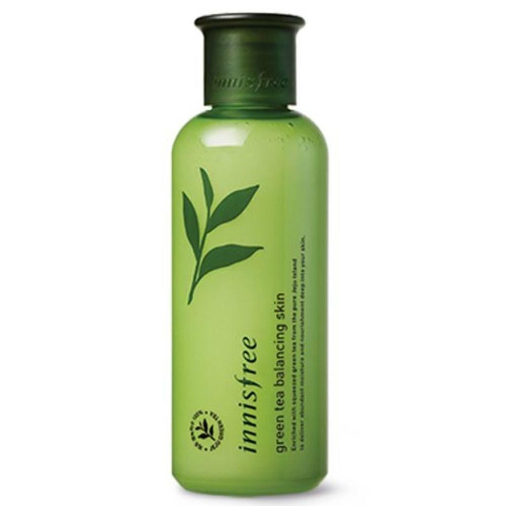 Innisfree innisfree green tea balancing skin