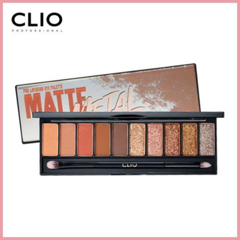 CLIO PRO LAYERING eye palette