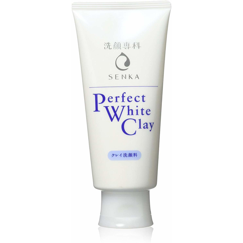 洗顏專科Perfect White Clay 超微米深層潔顏泥
