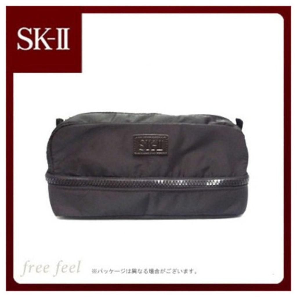 SK-IISK-IIオリジナルポーチ(非売品)
