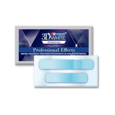 クレストクレスト3Dホワイトニング ホワイトストリップ プロフェッショナル エフェクツ