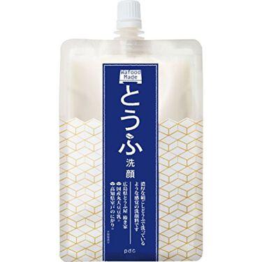 ワフードメイド とうふ洗顔 / pdc